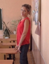Elena from Russia 41 y.o.