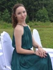Marisha from Russia 28 y.o.